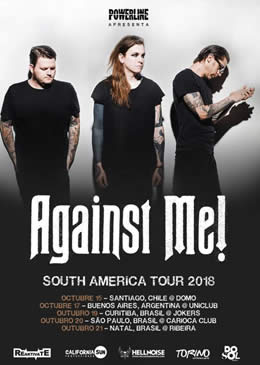 Against Me! - SP