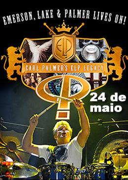 Emerson, Lake & Palmer Lives On!