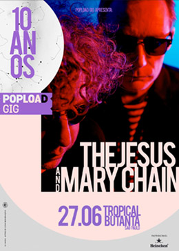Popload Gig - Jesus and Mary Chain